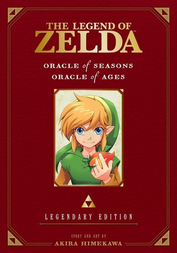 - The Legend of Zelda: Oracle of Seasons & Oracle of Ages (Legendary Edition)