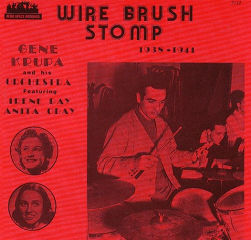 Wire Brush Stomp: 1938-1941