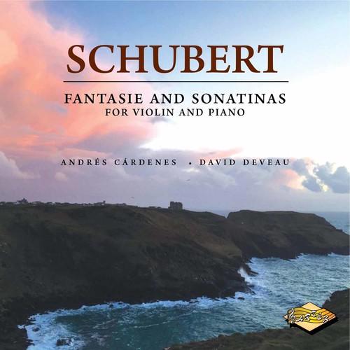 Franz Schubert: Fantasie & Sonatinas for Violin and Piano