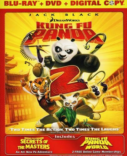 Kung Fu Panda [Movie] - Kung Fu Panda 2