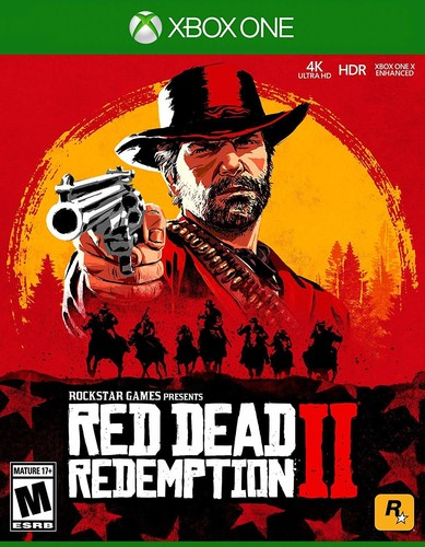- Red Dead Redemption 2 for Xbox One