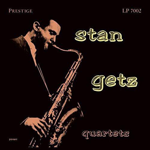 Stan Getz Quartets