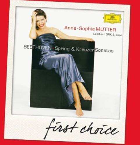 First Choice: Spring & Kreutzer Sonatas
