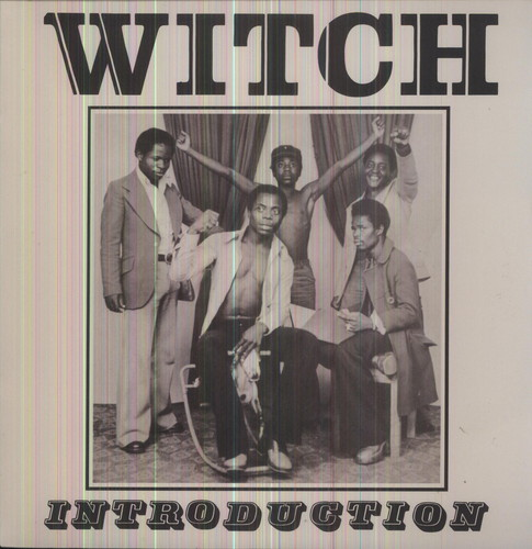 Witch - Introduction [Reissue] [Remastered]