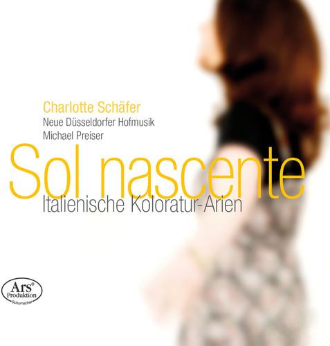 Sol Nascente - Italian Coloratura Arias