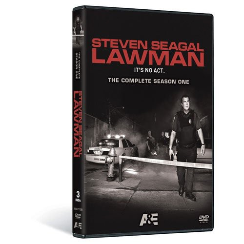 Steven Seagal Lawman: The Complete Season One