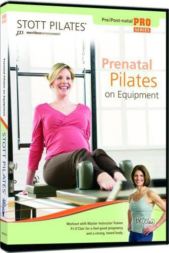 Stott Pilates: Prenatal Pilates on Equipment