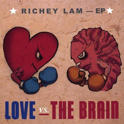 Love Vs. The Brain EP