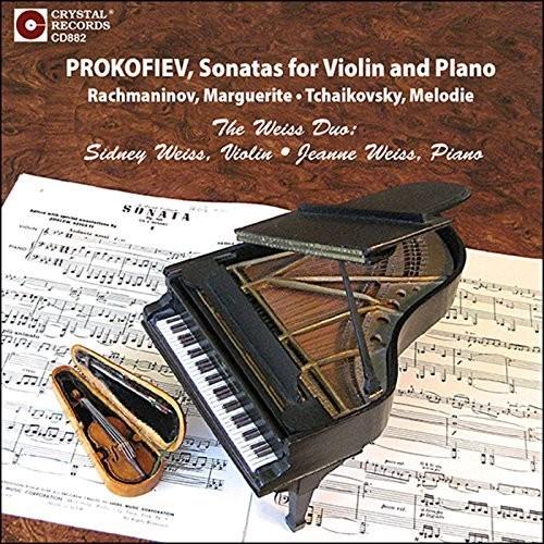 Sonata in F Minor Op. 80 /  Sonata in D Major Op.94