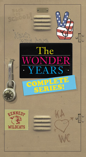The Wonder Years: The Complete Series (Locker)