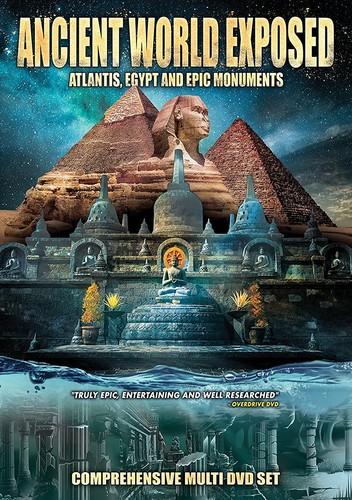 Ancient World Exposed: Atlantis Egypt & Monolis