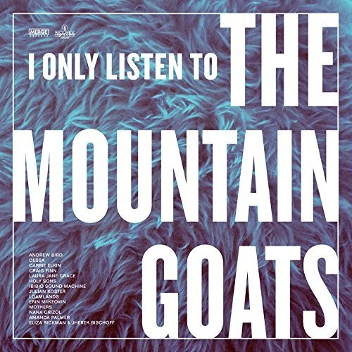 The Mountain Goats - I Only Listen to the Mountain Goats: All Hail West Texas [Indie Exclusive Limited Edition Peak Vinyl]