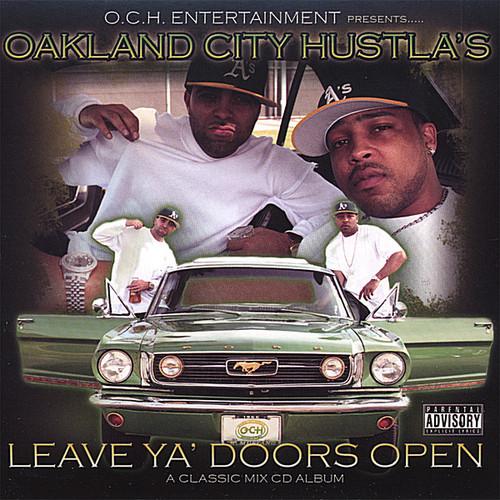 Leave Ya' Doors Open