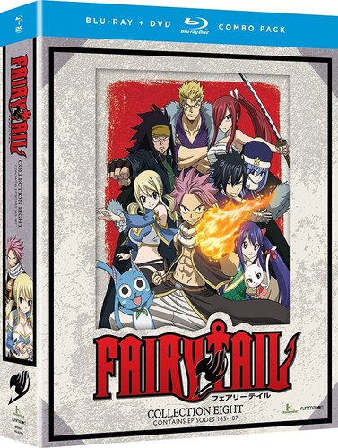 Fairy Tail: Collection Eight
