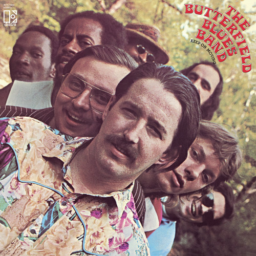 Paul Butterfield - Keep On Moving