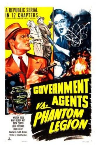 Government Agents vs. Phantom Legion
