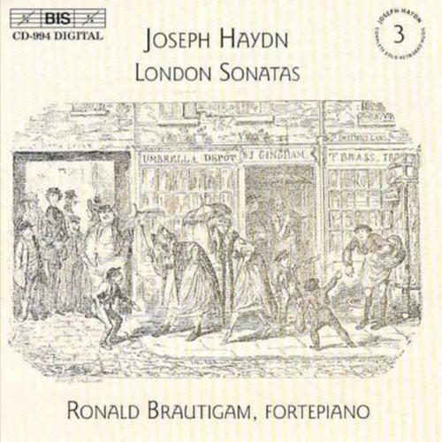 Keyboard Music #3: London Sonatas