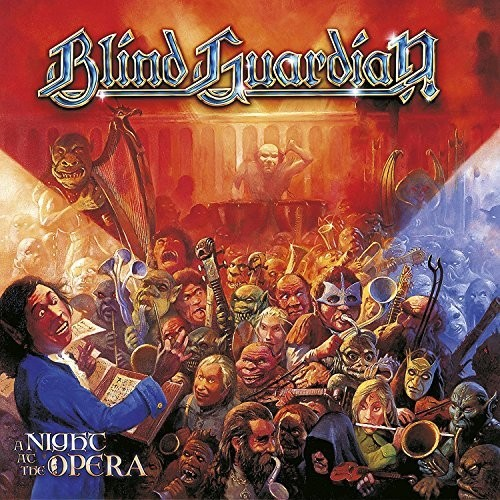 Blind Guardian - Night At The Opera [Reissue]