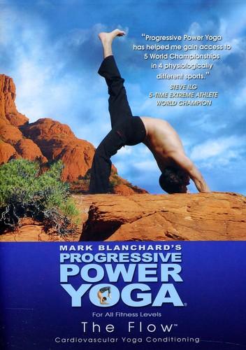 Progressive Power Yoga: The Sedona Experience - The Flow