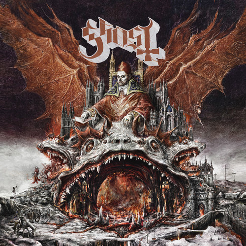 Ghost - Prequelle [Deluxe Clear Smoke LP +7in]