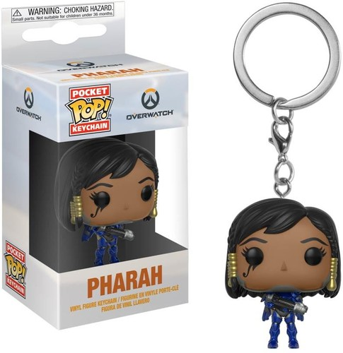 - FUNKO POP! KEYCHAIN: Overwatch - Pharah