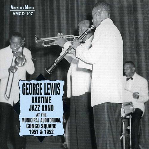 George Lewis at Congo Square