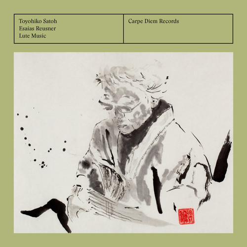 Esaias Reusner: Lute Music