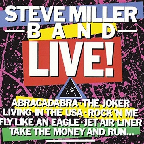 Steve Miller - Steve Miller Band Live (Jmlp) (Shm) (Jpn)