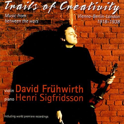 Trails of Creativity 1918-1938