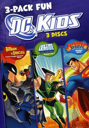 DC Kids: 3-Pack Fun