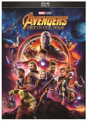 Marvel's The Avengers [Movie] - Avengers: Infinity War