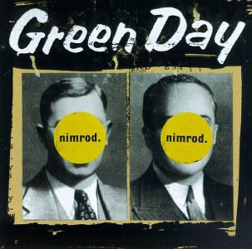 Green Day-Nimrod