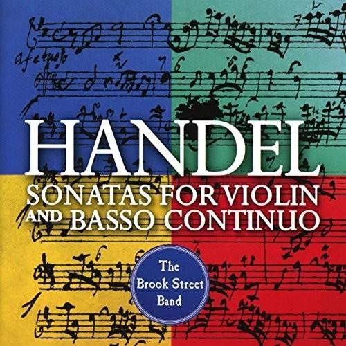 Handel - Sonatas For Violin & Basso Continuo