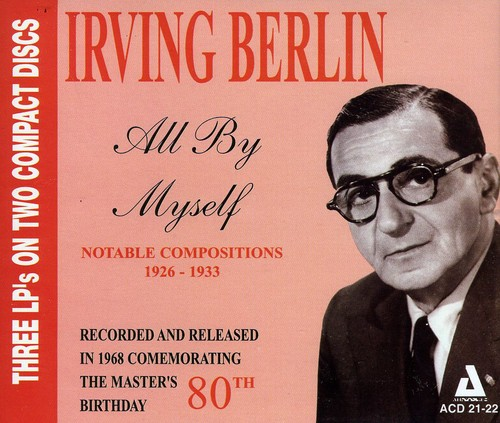 All By Myself - The Music Of Irving Berl