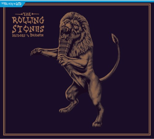 The Rolling Stones - Bridges to Bremen [2CD/Blu-ray]