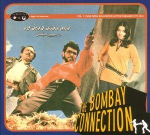 Funk from Bollywood Action Films 1977-84
