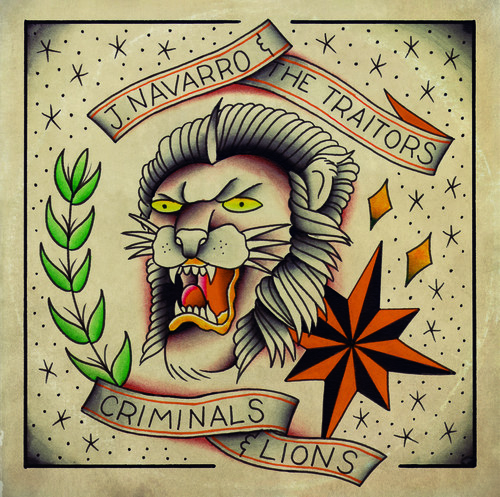 Criminals And Lions (mixed Colored Vinyl)