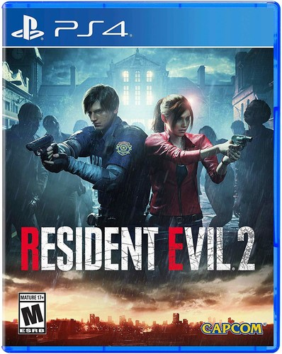 Ps4 Resident Evil 2 - Resident Evil 2 for PlayStation 4