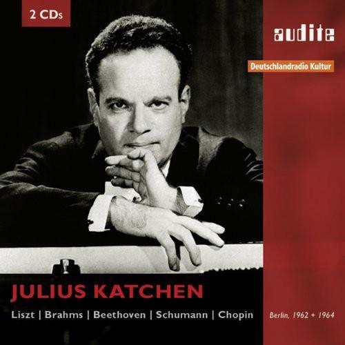 Katchen Plays Liszt Brahms Beethoven Schumann