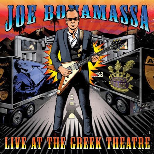 Joe Bonamassa - Live At The Greek Theatre [4LP]