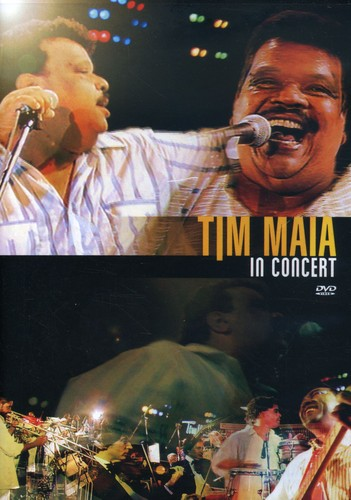 Tim Maia in Concert [Import]