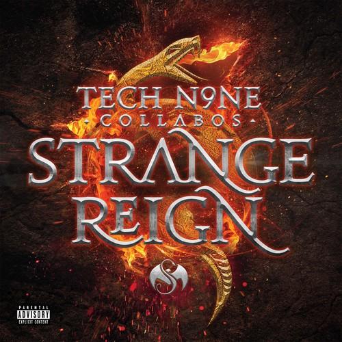 Tech N9Ne Collabos - Strange Reign [Deluxe 2CD]
