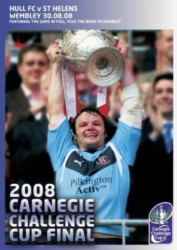Carnegie Challenge Cup Final 2008 [Import]