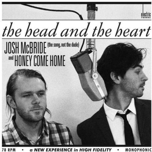 Josh McBride /  Honey Come Home