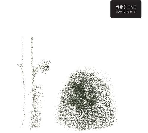 Yoko Ono - Warzone [LP]