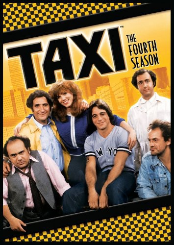 Taxi: The Complete Fourth Season