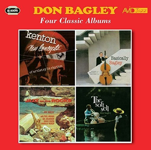 Stan Kenton New Concepts Of Artistry In Rhythm