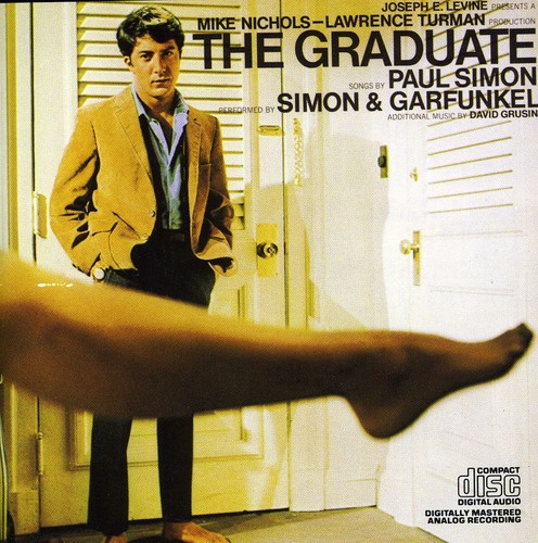 Simon & Garfunkel - The Graduate [Soundtrack]