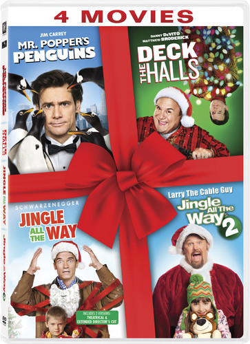 Mr. Popper's Penguins /  Deck the Halls /  Jingle All the Way /  Jingle All theWay 2
