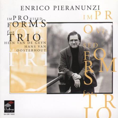 Enrico Pieranunzi - Improvised Forms of Trio